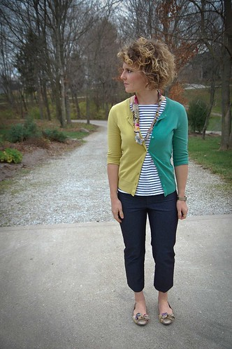Court Jester Cardigan
