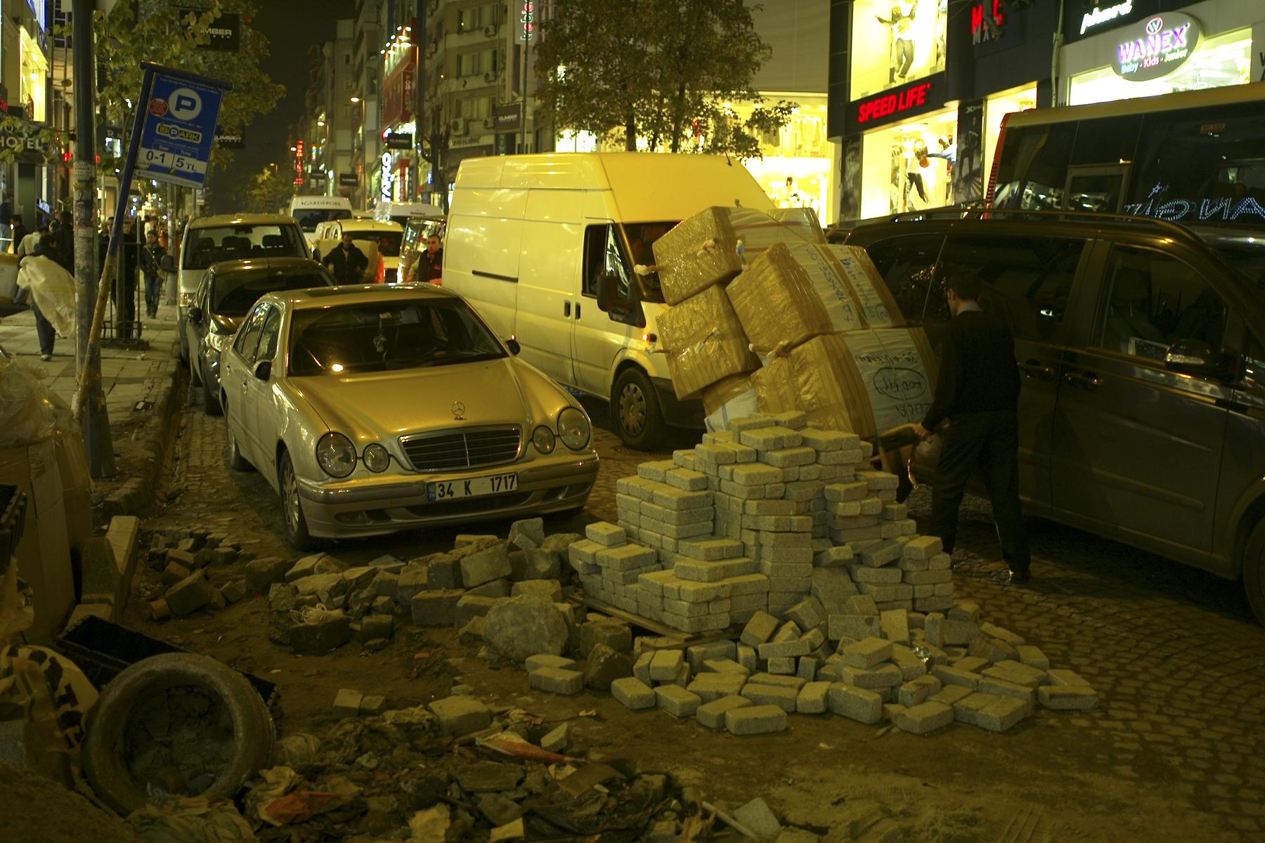 L1001684/ Стамбул, ноябрь 2011