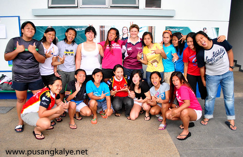 Philippine Rugby Lady Volcanoes