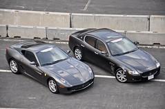 599 & Quattroporte