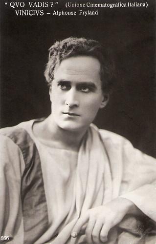Alphons Fryland in Quo vadis? (1925)