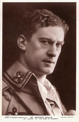 Bertram Wallis