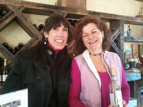 Julie and Angie of Miraflores Winery