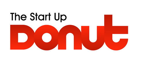 Start Up Donut Logo