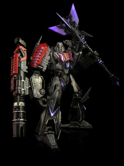 Custom Megatron by Frenzy Rumble