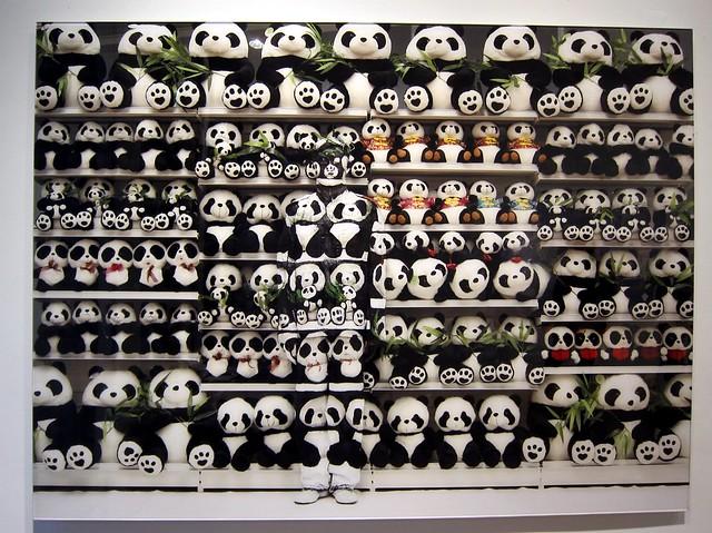 Liu Bolin: Lost in Art, at Eli Klein