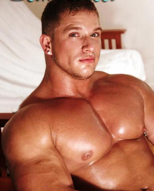 Big sexy muscle men