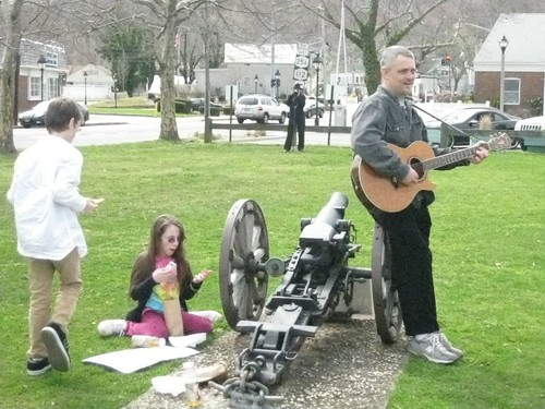 Peace, Justice and Occupy: Plus music