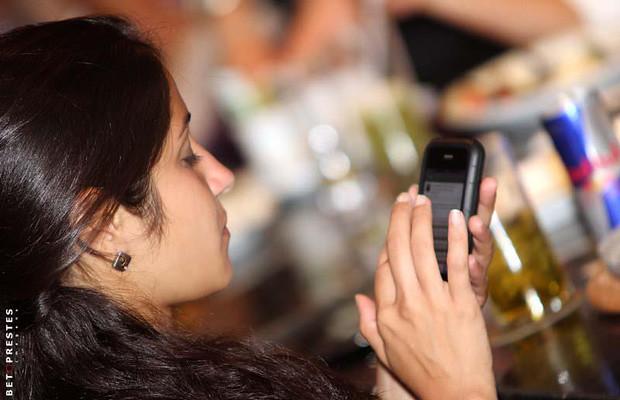 Smartphones no BlogTur Foz 2