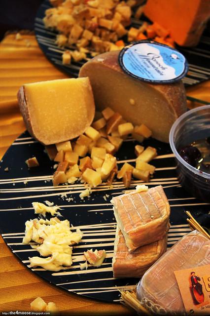 Savrou 2012 - Cheeses