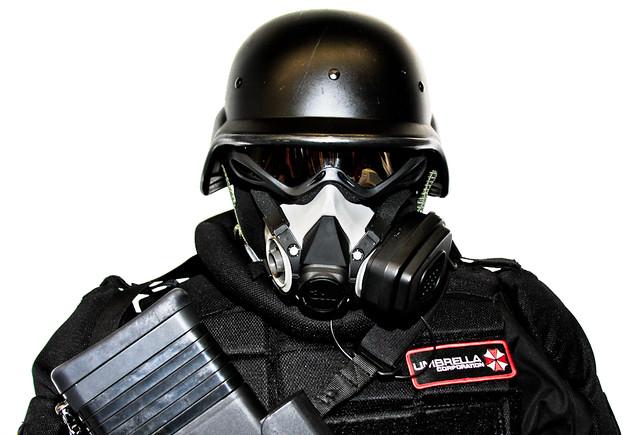 RESIDENT EVIL UMBRELLA SOLDIER | Flickr - Photo Sharing!