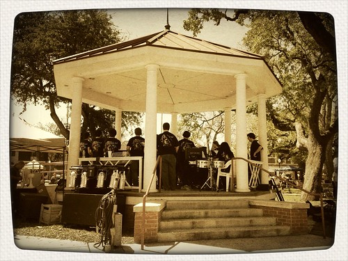 Navarro High School Jazz Band