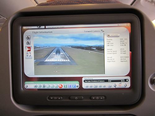 Volando con Emirates