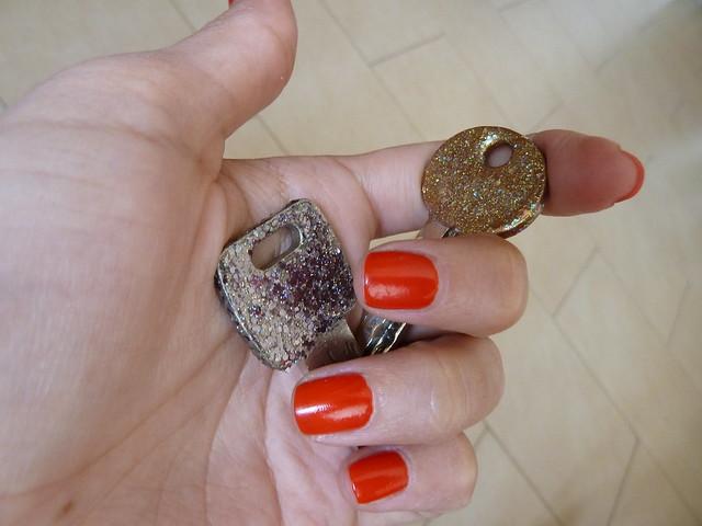Pinterest keys