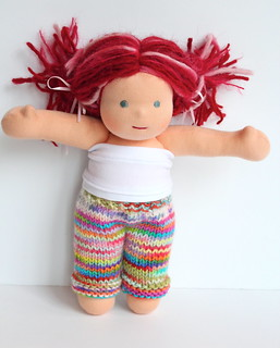 Scrappies! Custom Spot (any size doll, any color combo)