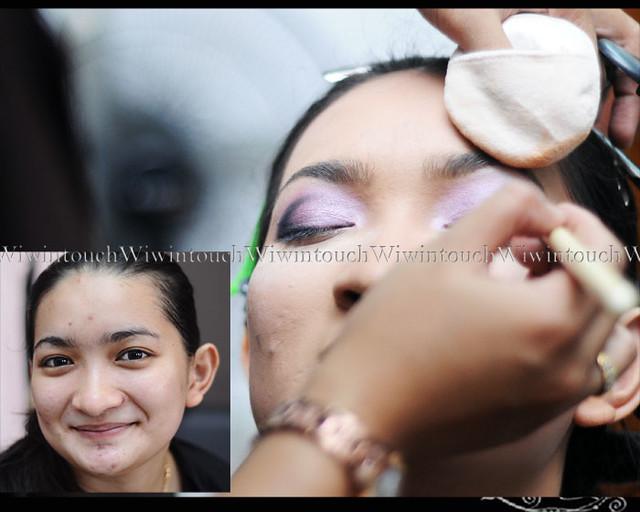nikah makeup