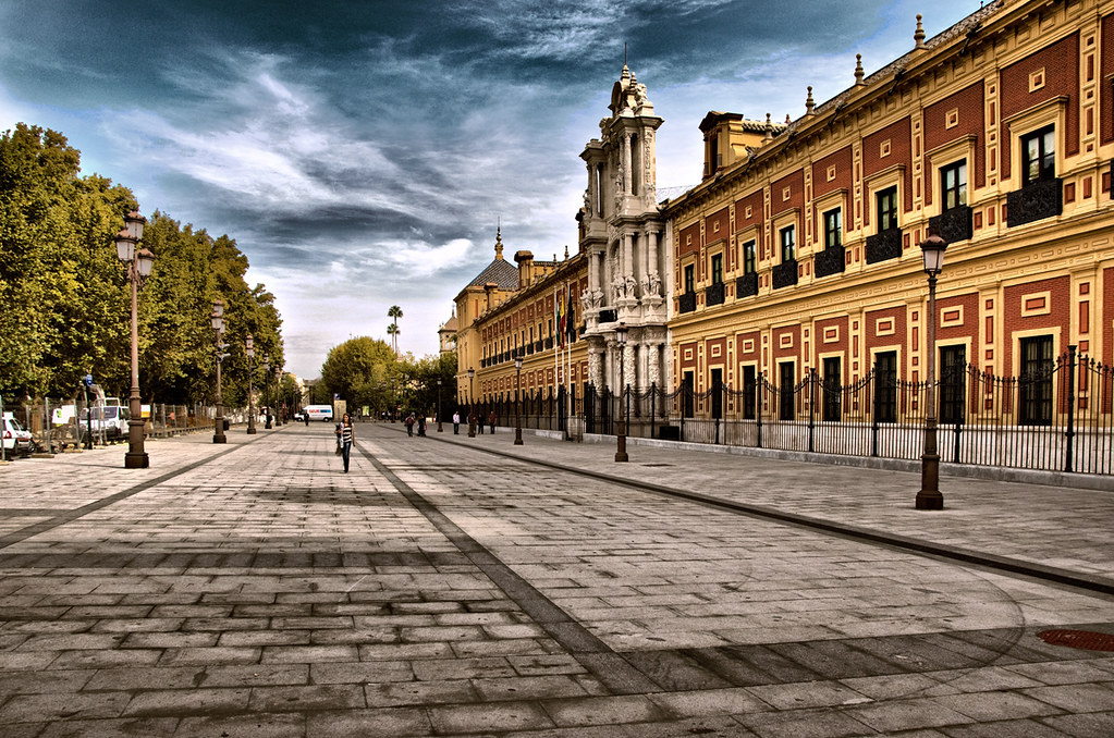 Palacio Santelmo HDR