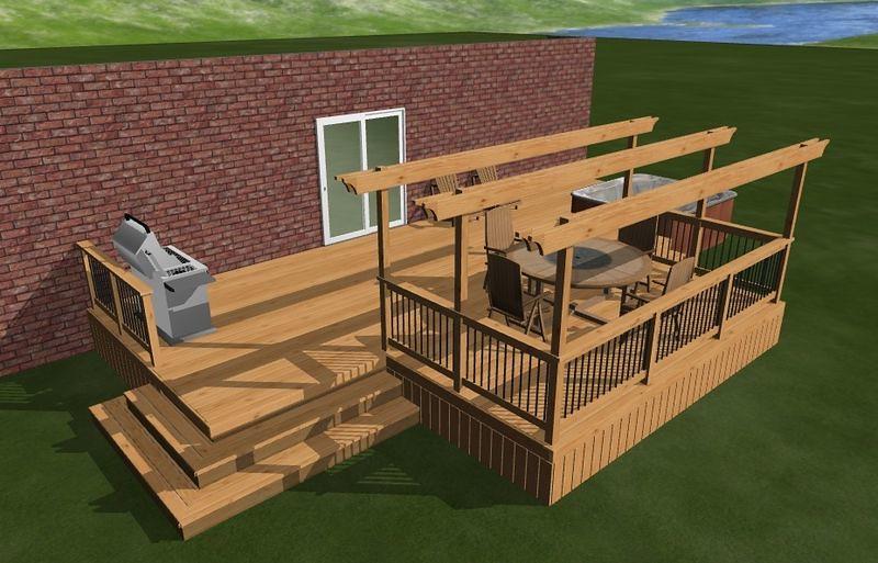 Impressive Wood Deck Designs 800 x 513 · 143 kB · jpeg