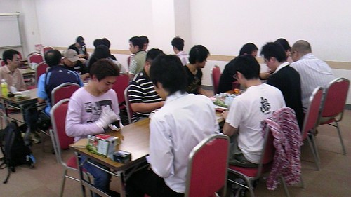 LMC Chiba 370th : Hall