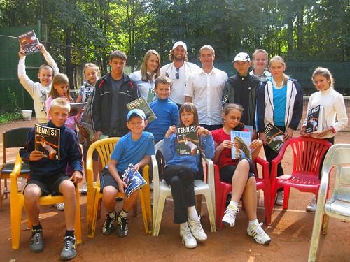 Студенников Максим теннисный судья
