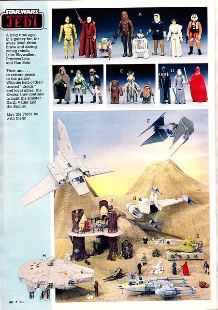 Ewoks / Star Wars (Kenner) 1985 6239985470_a092e054c1_z