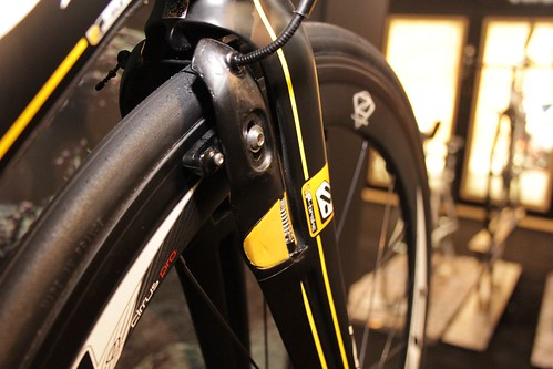 Ridley Noah 12 front brake