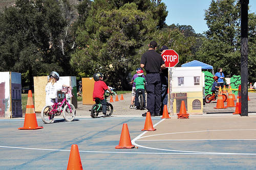 SLO Bike Rodeo 2011