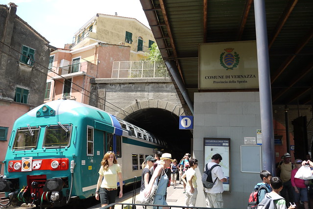 Vernazza 車站