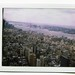Instax Mini view from Empire State Building by Rabea G