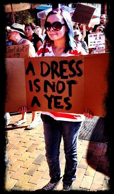 2011 SlutWalk Tempe