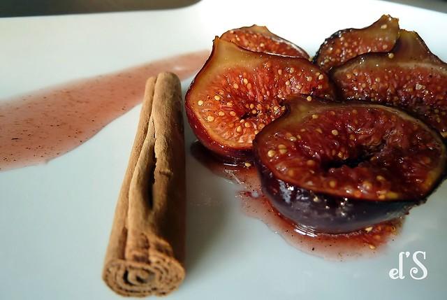 Figues r ties au miel d 39 pices aime mange - Figues roties au miel ...