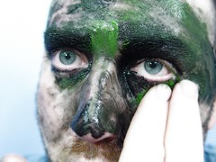 """Oct 30 2011 [Day 364] """"Which Are The Layers Of The Mask?, Part 1"""""""