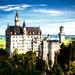 Romanesque Revival Palace - Neuschwanstein Castle
