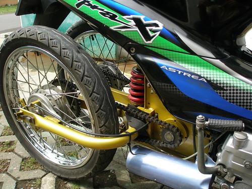 MOTOR DIFABEL TTW