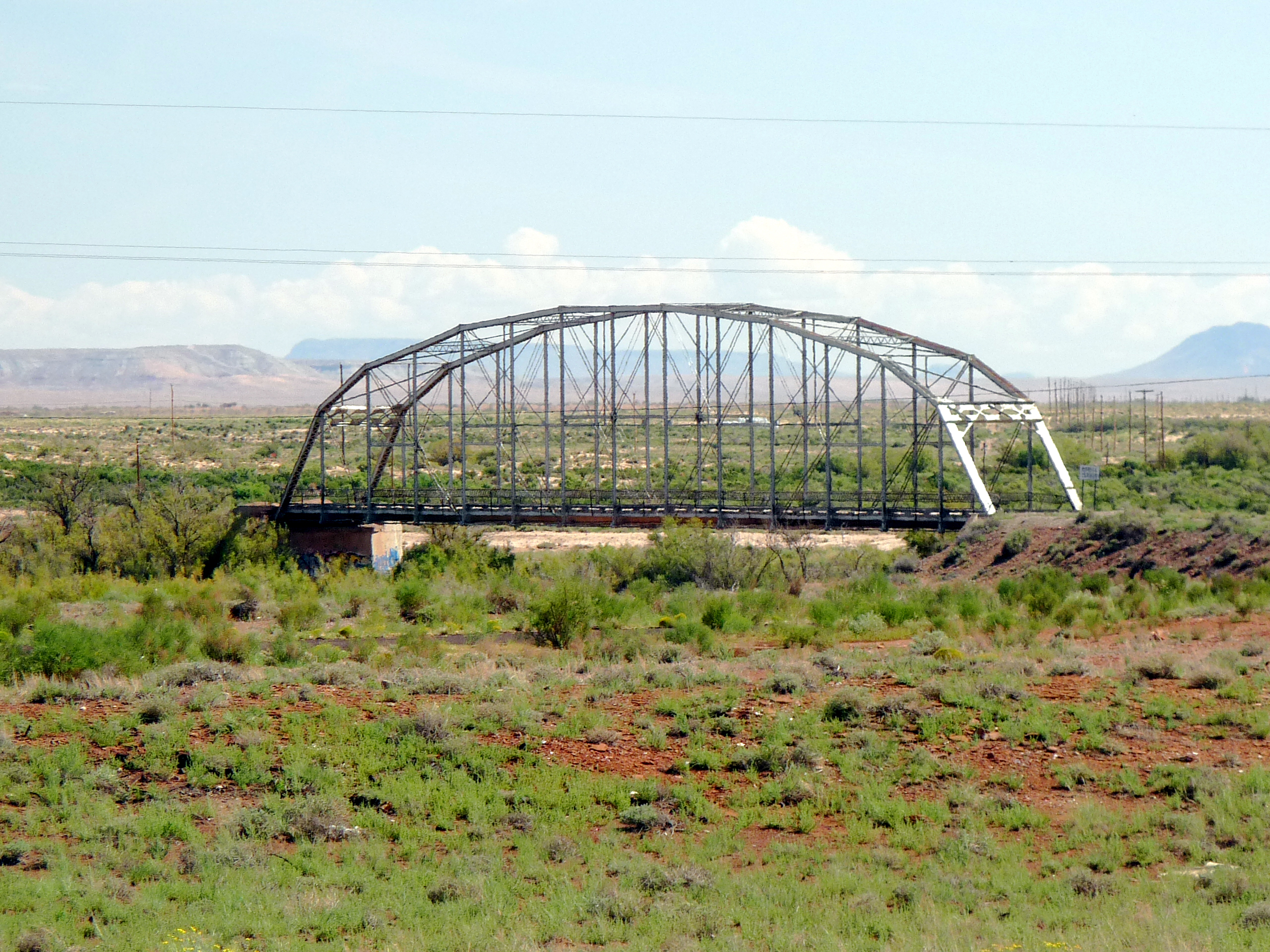 Arizona coconino county leupp - Bridge Vacation Arizona Us Tour Az Leupp 2011 Nationalhistoric I40sr99