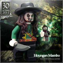 October 30 - Houngan Mambo, Voodoo Spellcaster