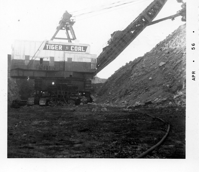 Various Photographs From Mines In Missouri