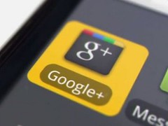 Google Plus on the Handset