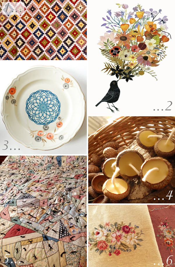 A special collection fabulous Etsy finds and home decor pieces as part of the Celbrate Color festivities! | Emma Lamb
