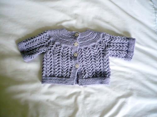 February Baby Jacket