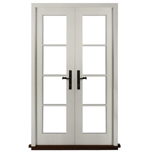 French Patio Doors Wooden French Doors George Barnsdale