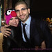 Gina Carano and Ariel Helwani after UFC on FOX by Esther Lin • all elbows