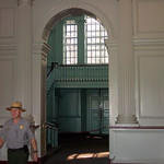02h Independence Hall - Entry Hall - NRHP-66000683 (E)