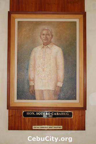 Sotero Cabahug Cebu