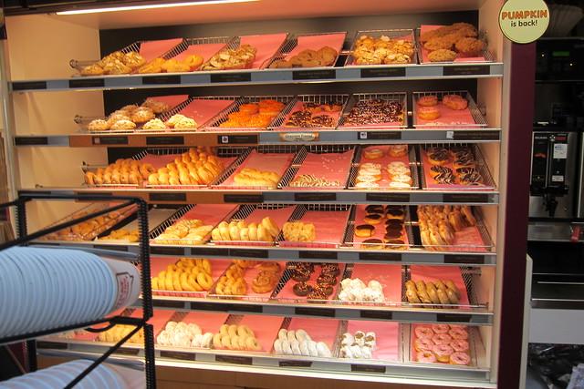 Dunkin 39 Donuts Interior Flickr Photo Sharing