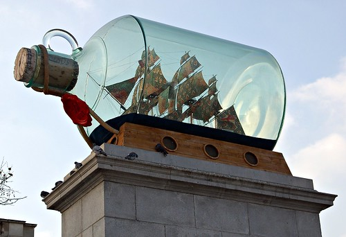 Nelson's Ship in a Bottle (24 May 2010 – present)