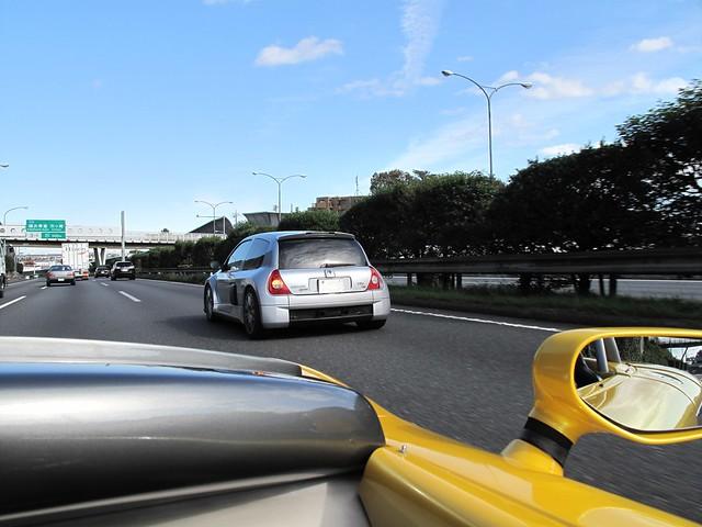 Bye-bye Clio V6