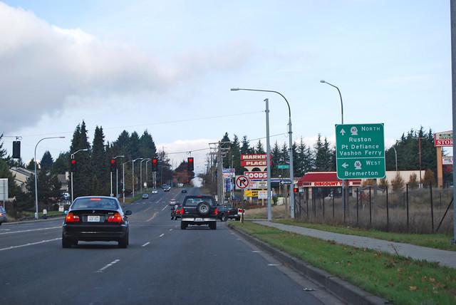 SR 163 @ SR 16
