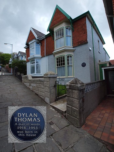 Dylan Thomas photo