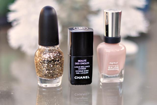 Chanel-Sally Hansen - Sephora-nail polish